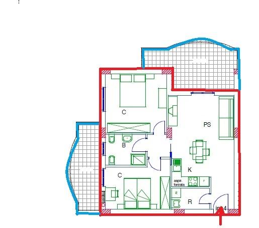 Appartamento in Vendita a Acquaviva Picena #1