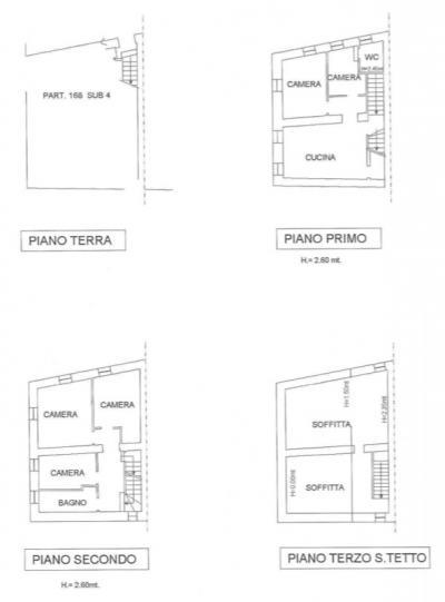 Casa singola in Vendita a Altidona #14